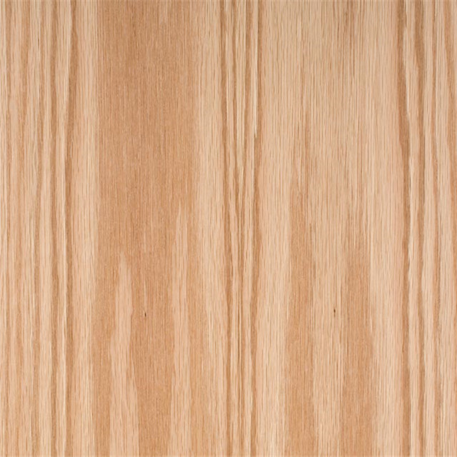 Red Oak Veneered Mdf From China Manufacturer Chinatopwood