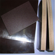 Brown Anti-slip Film Faced Plywood