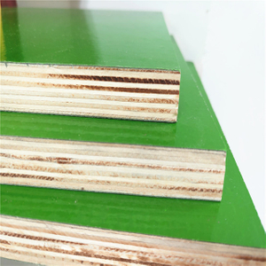 Plastic Film Faced Plywood