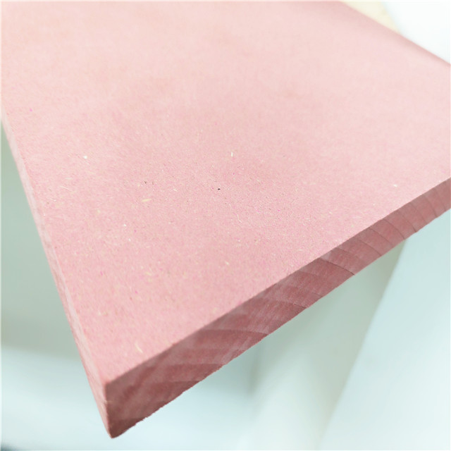 Red MDF for Fire Proof